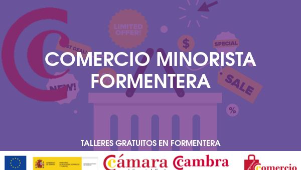 COMERCIO MINORISTA – FORMENTERA