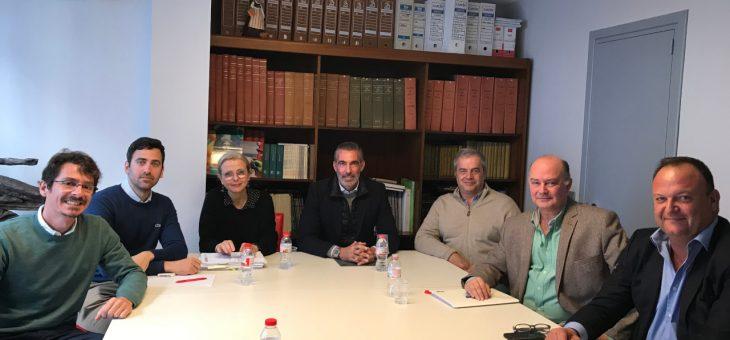 Miembros del Comité Ejecutivo han mantenido una entrevista con candidatos de VOX en Ibiza y Formentera