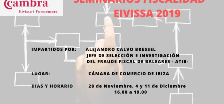 SEMINARIOS DE FISCALIDAD 2019