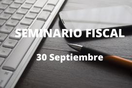SEMINARIO FISCAL PRESENCIAL